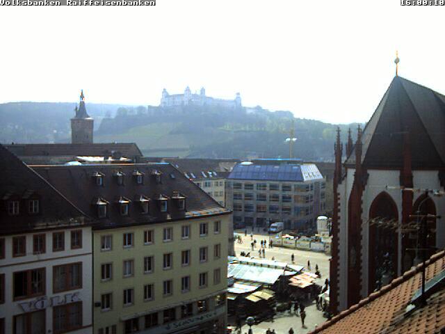 Dettagli webcam Würzburg